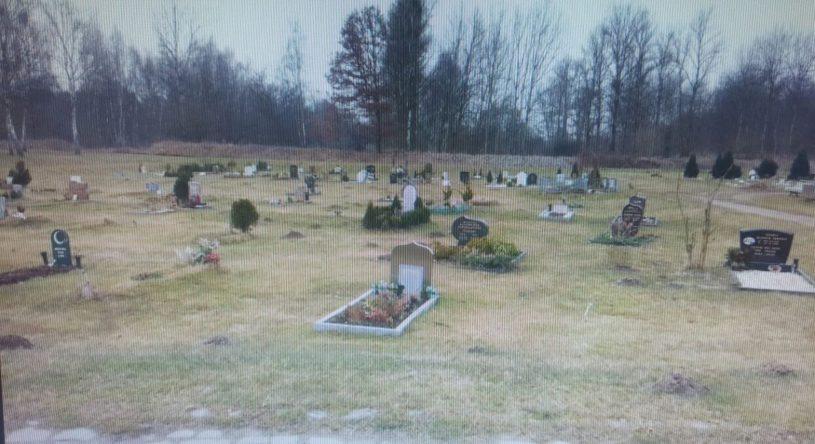 Islamischer Friedhof in Berlin-Spandau